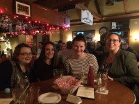 Meet Up: AU Anthropology Students in Calgary