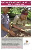 Next Info Session: Maya Archaeology in Belize Field Program