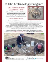 Public Archaeology Opportunity