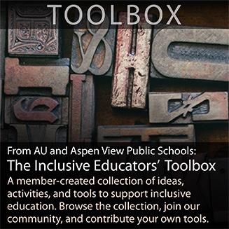 Inclusive Educator's Toolbox