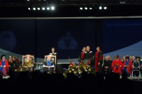 Convocation at AU