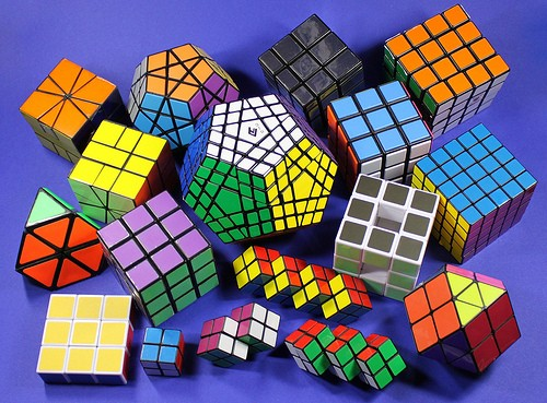 Rubix Nightmare