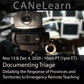 CANeLearn webinars: Documenting Triage