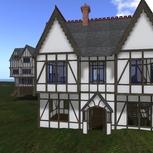 Old European housing