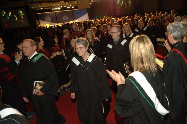 Convocation 2012 at Athabasca
