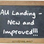 Landing Improved