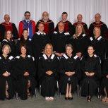 MAIS graduates and faculty