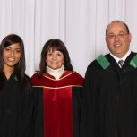 BHADM grads and faculty