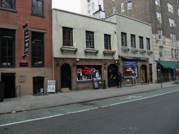 Stonewall Inn, NYC