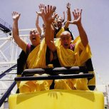 Random Asians taking a ride!