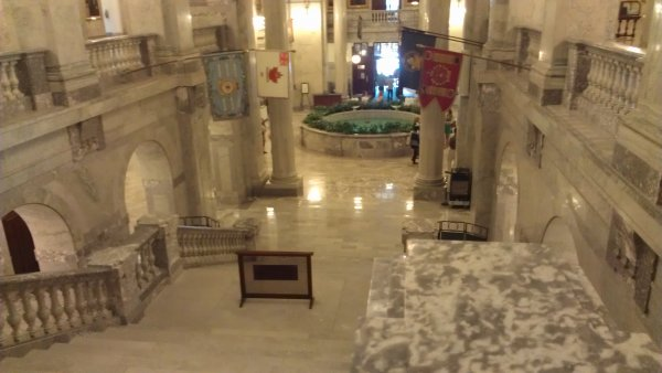 Alberta Legislature Building 2
