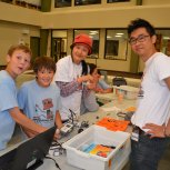 Athabasca Robotics Camp 2013