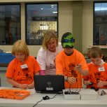 Athabasca Robotics Camp 2013 --3