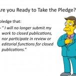 Open Access Pledge