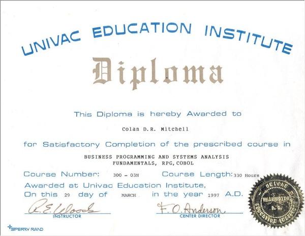 Univac Education Institute