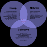 Slide from Presentation on groups, networks and collectives